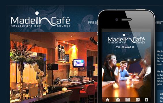 Made in café<br /> Restaurant - Bar lounge